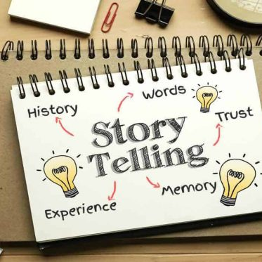 DIGITAL-STORYTELLING