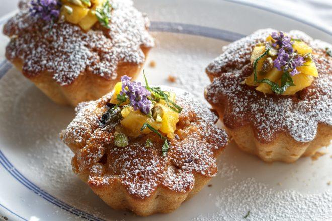 muffins albicocca
