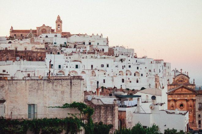 Ostuni Puglia: l'incantevole città bianca