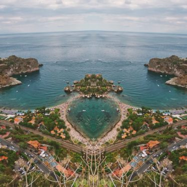 Le migliori spiagge di Taormina