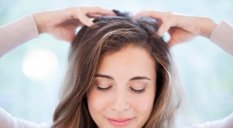 massaggio ai capelli