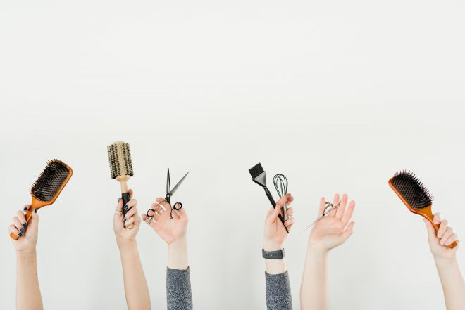 spazzole per capelli